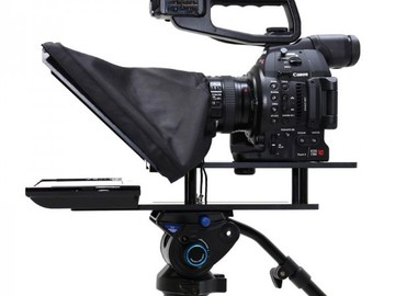 "Rent: Teleprompter Kit w/ 10""  VGA Monitor LCD4Video"