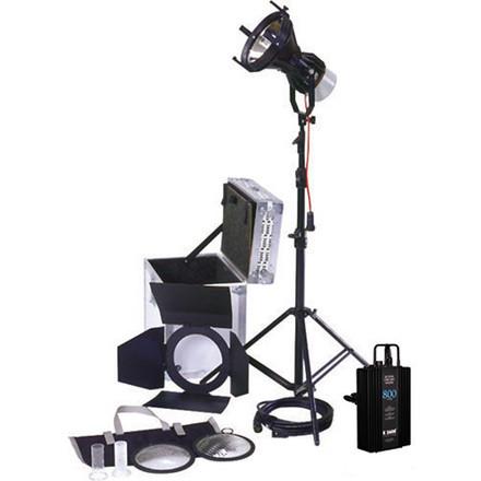 Joker-Bug 800 HMI 1-light kit with Stand + Sandbag