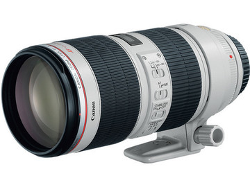 Rent: Canon EF 70-200mm f/2.8L IS I USM Lens