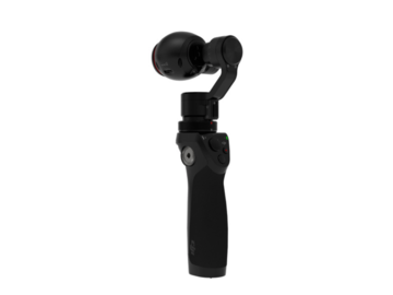 DJI Osmo with 2 battery and 128mb card