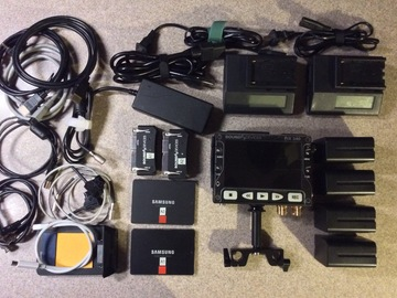 Rent: Sound Devices PIX 240 recorder (Video Devices) package