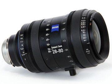 Rent: Zeiss 28-80mm CZ.2 Lens