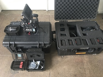 Rent: RED Scarlet Dragon 5K + Accessories