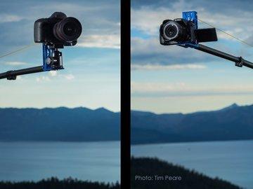 Rent: Lite Pro Gear Feather Camera Crane