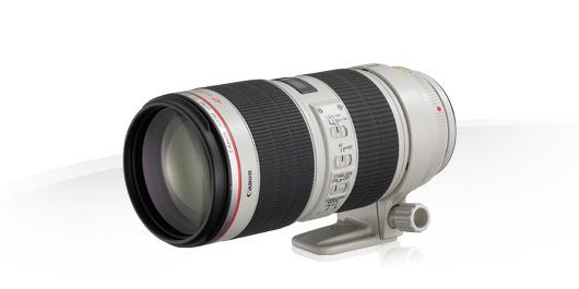 Canon EF 70-200MM IS II F/2.8L