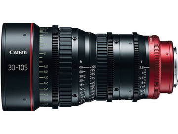 Rent: Canon CN-E 30-105mm Lens