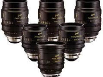 Rent: Cooke S4/i Prime 6 Lens Set