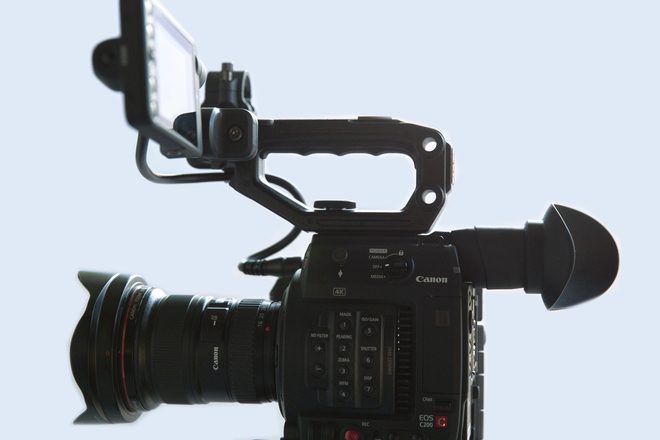 Canon C200 - 4 Cfast cards and Lens of choice