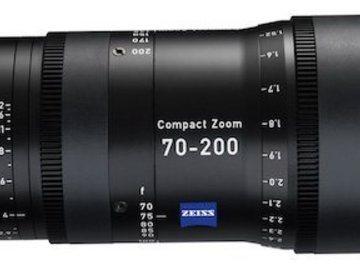 Rent: Zeiss 70-200mm