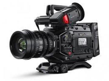 Rent: Blackmagic URSA Mini Pro (no lens kit)
