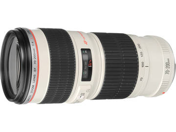 Rent: Canon EF 70-200mm f/4 L IS USM