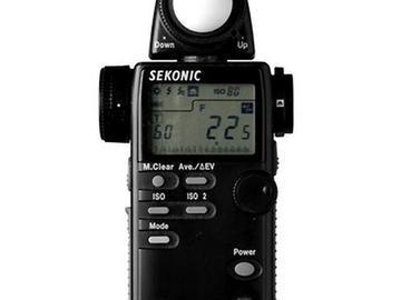 Rent: Sekonic L-508 Zoom Master