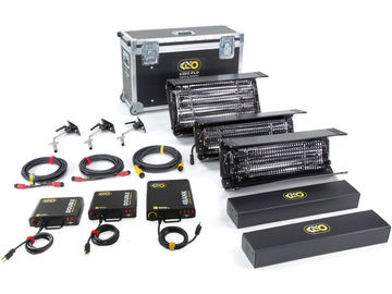Rent: Kino Flo 3-light 2' Kit