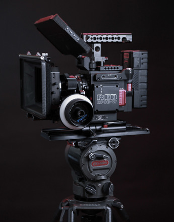 RED Helium 8K S35 Complete Package Epic-W With AKS & Lenses