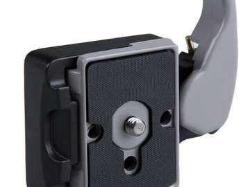"Rent: Manfrotto 1/4"" Quick Release Plate"