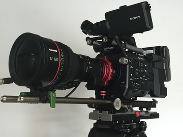 Rent: Sony FS7 complete camera package