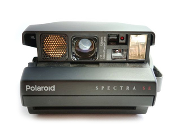 Rent: Polaroid Spectra Camera (Movie Prop)
