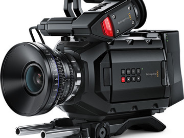Rent: Blackmagic URSA Mini 4.6K