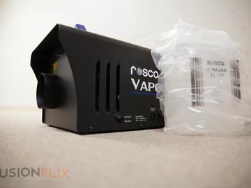 Rent: Rosco Rosco Vapour Plus 120V Fog Machine + Fluid
