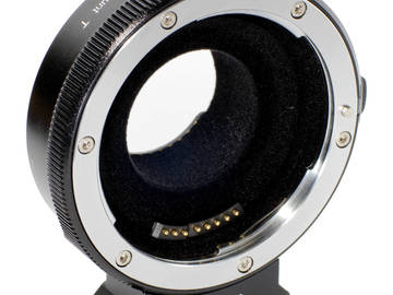 Rent: Metabones Canon EF Lens to Micro Four Thirds T Adapter
