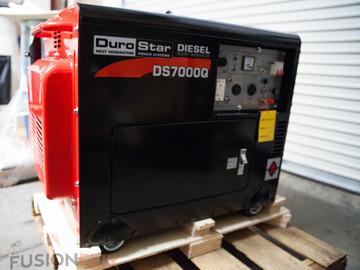 Rent: DuroStar DS7000Q 6500w Generator