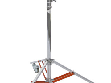 Rent: Matthews Baby Jr. Steel Wheeled Stand