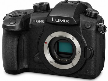Rent: Panasonic GH5 Body Only