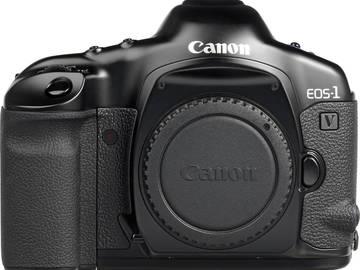 Rent: Canon EOS 1V 35mm Film Camera