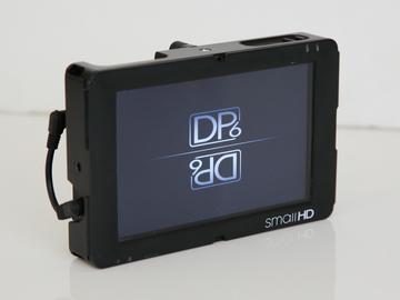 Rent: SmallHD DP6 Monitor, Hood, & Batteries (HDMI)