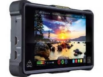 Rent: Atomos Shogun Inferno (+4 SSD's & accessories)