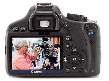 Rent: Canon Rebel T2i Camera Package