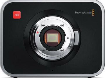 Rent: Blackmagic Cinema Camera