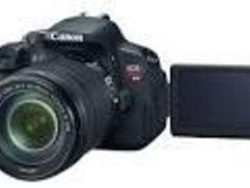 Rent: Canon t4i
