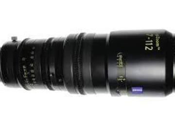 Rent: Zeiss DigiZoom 17-112 t1.9 w/t Abakus to Micro 4/3 Adapter