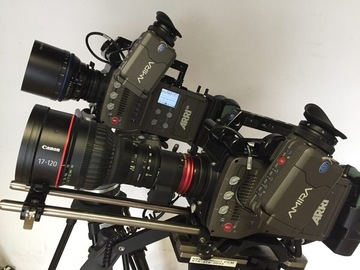 Rent: Arri Amira complete camera package w/ 4k License (X2)