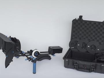 Rent: Redrock Micro Bundle/Matte Box/Follow Focus/Shoulder Rig
