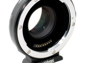 Metabones Canon EF Lens to Micro 4/3 T Speed Boster XL 0.64x