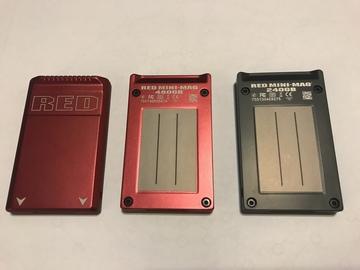 Rent: RED MINI-MAGs 2 - 480GB & 1 - 240GB