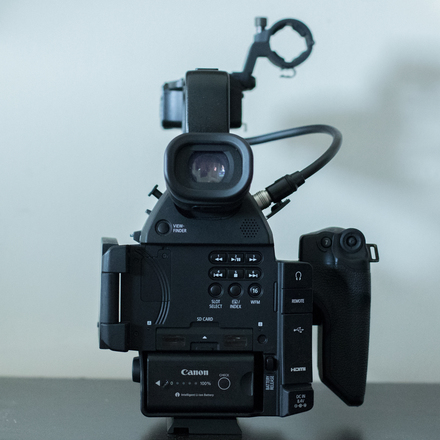 Rent a Canon EOS C100 Mark II Cinema Camera | ShareGrid Atlanta