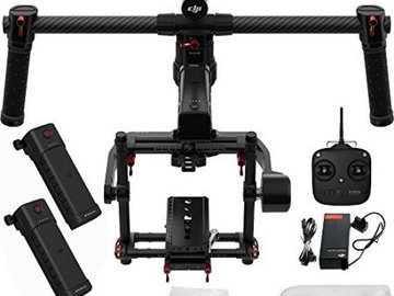 Rent: DJI Ronin-MX-3-Axis Gimbal stabilizer
