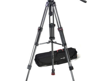 Rent: Sachtler FSB 6 with carbon fiber legs and bag