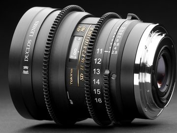 Rent: Tokina Duclos 11-16mm cine lens