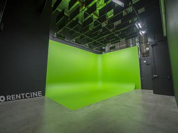 Rent: San Diego Cyclorama Stage - RentCine Studio A