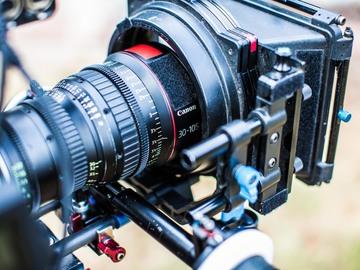 Rent: C300 II kit with AKS / CN-E 30-105mm / duclos 11-16mm