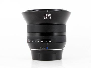 Rent: Zeiss Touit 12mm f/2.8, Fuji X Fit