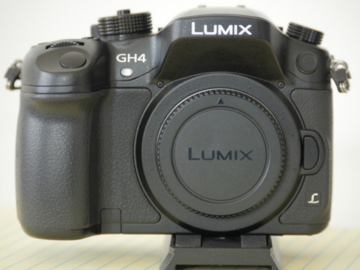 Rent: Panasonic GH4 Body + 2 Batteries (2 of 2)