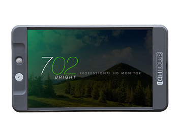 SmallHD 702 7inch monitor