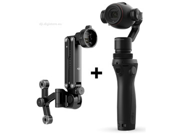 Rent: DJI Osmo+ with extra battery and Z AXIS