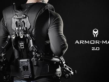 Rent: Tiltamax Armor-Man 2.0