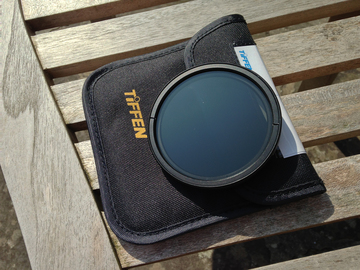 Rent: Tiffen 58mm Variable Neutral Density (ND) Filter